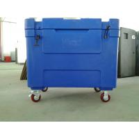 Buy cheap 310Litre Heavy Duty Blue Dry Ice Storage Container from wholesalers