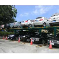 Wholesale For Sale! 1+1 Vertical Stacker Parking Lifts for 2 Vehciles Hydraulic Car Parking System from china suppliers