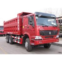Wholesale Sinotruk Howo 20 Ton Dump Tipper Truck , 6x4 Heavy Load Truck With Cabin from china suppliers
