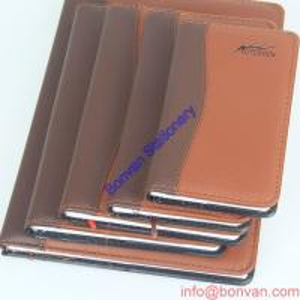 China Personalized custom cheap custom notebook PU leather notebook School notebook on sale