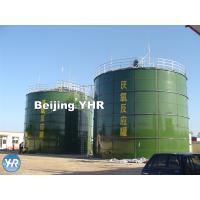 NSF / ANSI 61 Standard Bolted Steel Tanks Vitreous Enamel Coating Process