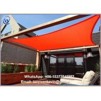 Wholesale New Square Rectangle Sun Shade Sails all Sizes from china suppliers