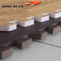 Wholesale Non-toxic Soft Wood Tiles - EVA foam softer , safety passing EN71,REACH, Formamide from china suppliers