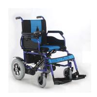 Wholesale Comfortable Disabled Indoor Electric Wheelchair 15km - 20km Driving Range from china suppliers