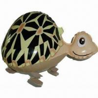 Wholesale Tortoise-shaped Animal Foil Balloon, Good Entertainment, Safety,Non-toxic,Not to Hurt the Human Body from china suppliers
