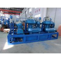 Wholesale 10000L / H Biger Fuel Oil Purifier System , TransformerOil Purifier Machine from china suppliers