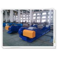 Wholesale Customized Tank Turning Rolls With Steel Roller For 150T 12M Job Shot Blasting from china suppliers