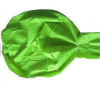 China Customized Size Insulation Vacuum Bags , Green Color Waste Removal Bags for sale