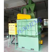 Wholesale Shot Bead Blasting Equipment Wheels , Shot Peening Equipment For Small Steel Castings from china suppliers