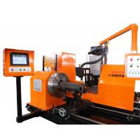 Wholesale CNC pipe plasma profile cutter machine with USA hypertherm powermax105 from china suppliers