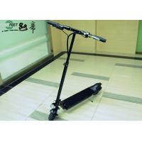 Wholesale Black Flexible Innovative Boys And Girls Cool 350W Electric Mirco Stunt Scooter from china suppliers