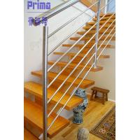 Wholesale Indoor modern stairs stainless steel railings system from china suppliers