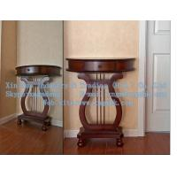 Wholesale Wood entrance cabinet, wood Console Tables, wooden telephone table from china suppliers