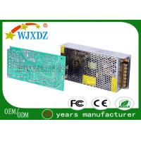 Wholesale Pure Aluminum CE & ROHS Led Power Supply 12v 24V 120W for Military Project from china suppliers