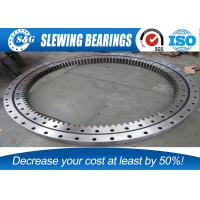 Wholesale Three Row Pole Slewing Ring Bearing For Komatsu PC650 / PC750 / Heavy Duty excavator from china suppliers