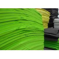 Wholesale Eco-friendly Green Flat EVA Foam Sheet / Roll For Shoes Making from china suppliers
