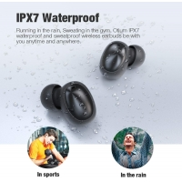 Wholesale Wireless Earbuds Bluetooth 5.0 Headphones Deep Bass 3D Stero Sound Mini Headsets 40H Total Playtime with Charging Case from china suppliers