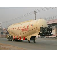 Wholesale 3 axles 58.5cbm bulk powder cement semi-trailer CLW9401GFL from china suppliers