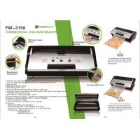Wholesale NEW Arrival Vacuum Sealer Packaging Machine Film Sealer Vacuum packe GK-TVS-2150J from china suppliers