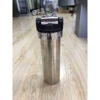 "Wholesale 10000L Single Under 10"" Stainless Steel Gravity Water Filter For Household Pre - Filtration from china suppliers"