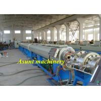Wholesale Fully Automatic HDPE Plastic Pipe Extrusion Machine 75-315mm Diameter from china suppliers