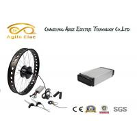 Wholesale Fat Tire 48v 500w Electric Bike Wheel Hub Kit Electric Bike from china suppliers