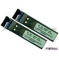 Wholesale 1.25G SFP Single Fiber Optic Transceiver With Digital Diagnostic Monitor from china suppliers