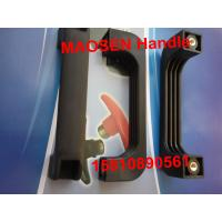 Wholesale Black Durable Nylon , PE Door Hanle For Interior Door Handles from china suppliers