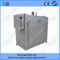 Wholesale Calibrated Customized Metal Industrial Oven with protection system can equipped with Ball Pressure Test Apparatus from china suppliers