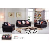 Buy cheap 8001# modern genuine leather sofa for living room furniture and office furniture from wholesalers