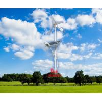 Buy cheap Horizontal Wind Turbine-5kw from wholesalers