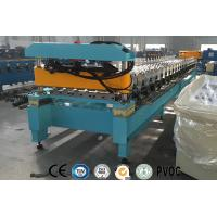Quality G550 Barrel Horizontal Corrugated Roll Forming Machine For 0.4-0.7mm Sheets for sale