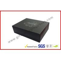 Wholesale Rigid Luxury Gift Boxes With Foil Lid And Base Matt Lamination from china suppliers