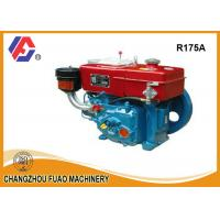 Wholesale Water Cooled Small Engine Single Cylinder Diesel Engine 6HP R175A from china suppliers