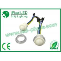Wholesale 17Mm low voltage Dream Color Digital RGB LED Pixels For Led Display , dmx controller from china suppliers