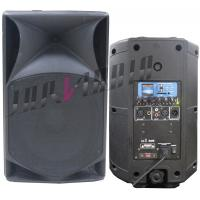 "Wholesale Plastic Cabinet Speaker , 8"" 2-way Molded Speakers With Usb , Sd , FM from china suppliers"