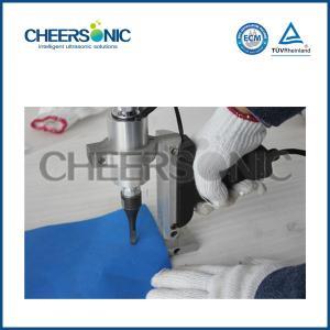 Wholesale HSC300 Jumbo Bag Ultrasonic Sealing Machine With Ultrasonic Sealing Technology from china suppliers