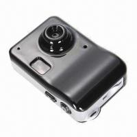 Wholesale Super High-resolution Mini Digital Camera in 8.0-megapixel with Motion Detection  from china suppliers
