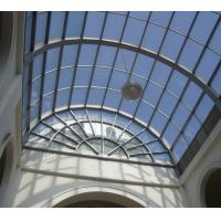 Wholesale Heatproof tinted laminated glass skylight solar reflective double glazing insulated glass from china suppliers