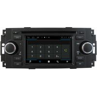Wholesale HD Digital Multi Touch Capacitive Screen Dodge DVD Player , 2005 - 2007 Dodge Dakota Stereo from china suppliers