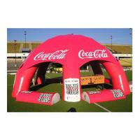 Wholesale 6 Legs Inflatable Air Tent PVC Advertisement Trade Show Outdoor from china suppliers