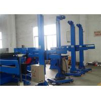 Wholesale Manual Rotating Weld Manipulators 2000mm Moving Type For Pipe Welding Center from china suppliers