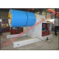 Wholesale Automatic Aluminium Coil / Steel Hydraulic Decoiler Roll Forming Machine Parts from china suppliers