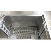 Wholesale Stainless Steel Kitchen Hood Filter Soak Tank With Lockable Castor Wheels from china suppliers