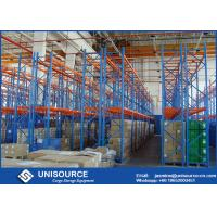 Wholesale Durable Multilayer Warehouse Racking High Strength Anti - Rust For Beverage Storage from china suppliers