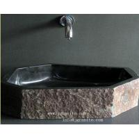 Wholesale natural black stone sinks & basins from china suppliers