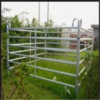 Wholesale Lowest price livestock farming fence/Horse fence panel from china suppliers