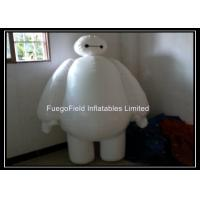 Wholesale 2m , 3m Baymax Inflatable Advetising With Double Stitching Seam from china suppliers
