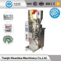 Wholesale Multifunction Automatic Powder Sachet Filling Machine Stainless Steel 304 Material from china suppliers