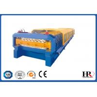 Wholesale Roof Double Layers Cold Roll Forming Machine , Color Steel Roll Forming Machine from china suppliers
